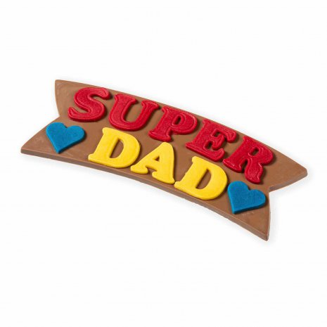 Vaderdag Vaandel Superdad