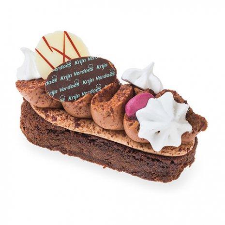 Brownie-de-luxe